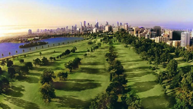 Albert Park 高尔夫球场