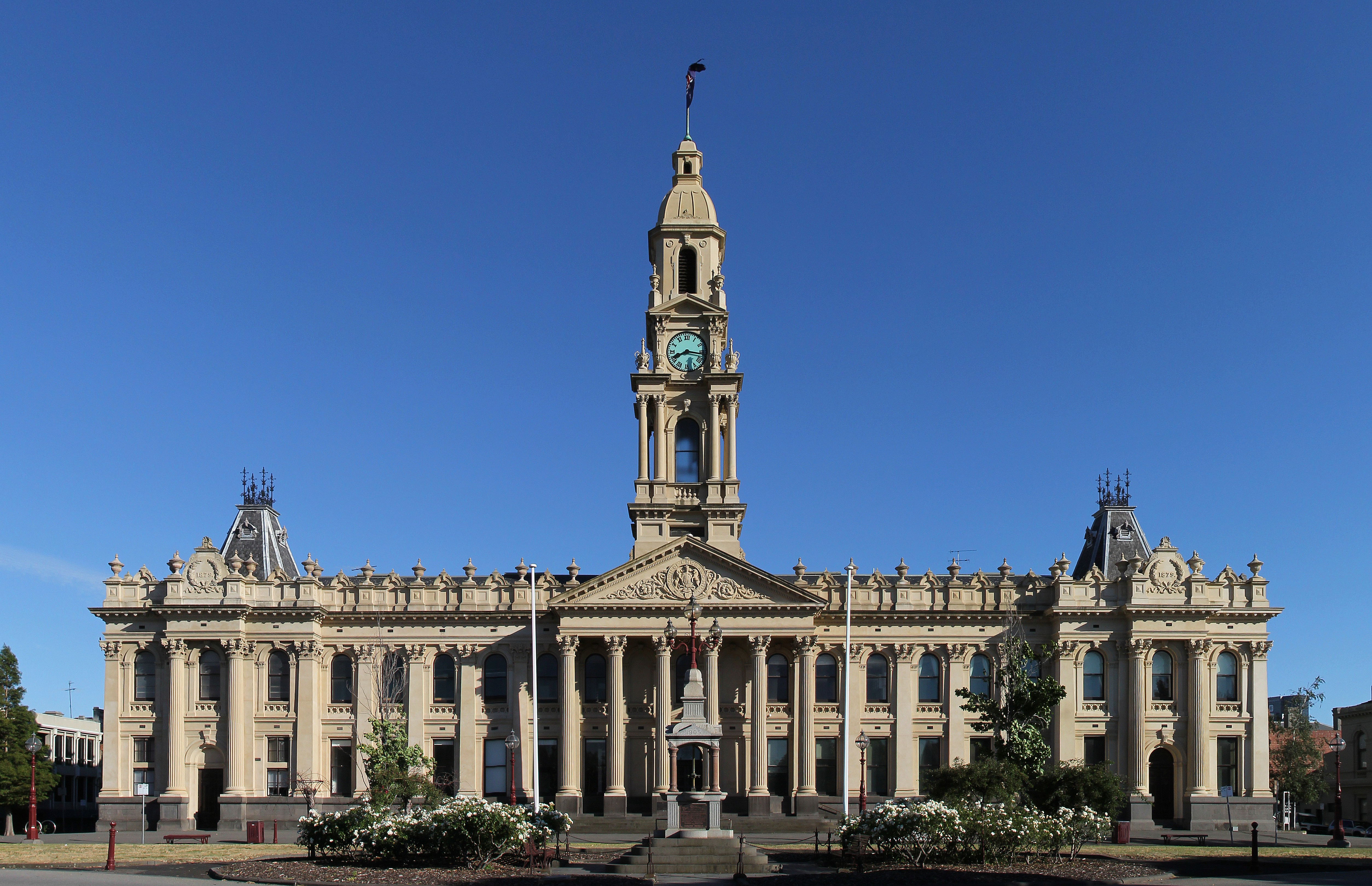 South_Melbourne_Townhall